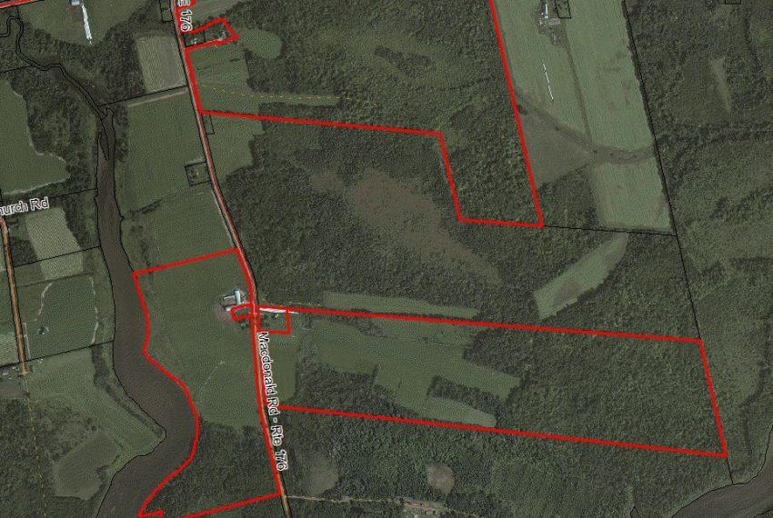 Glenwood Map