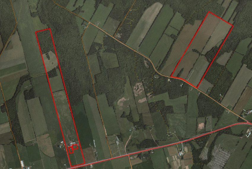 PEILO Aerial Map